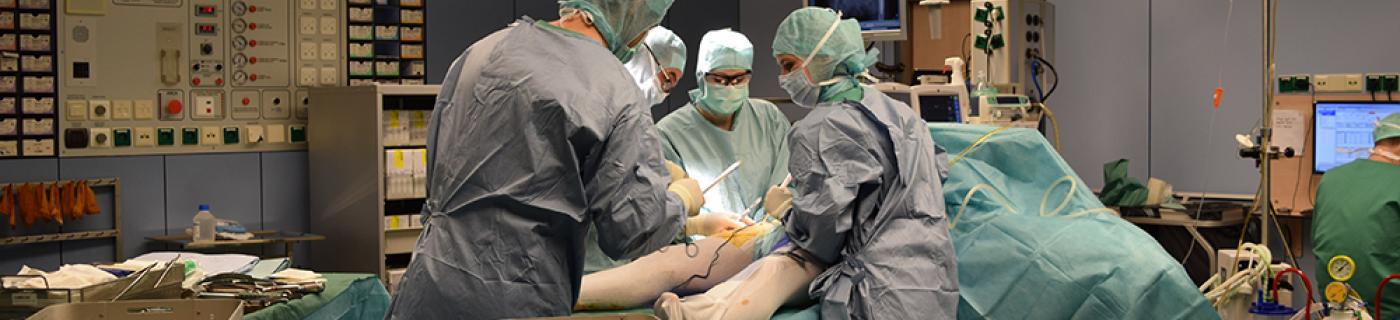 Opération total hip
