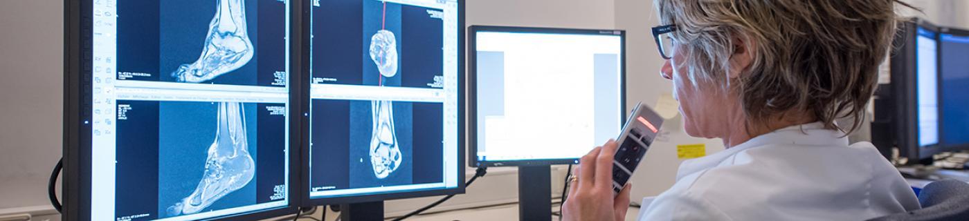 Radiologie banner